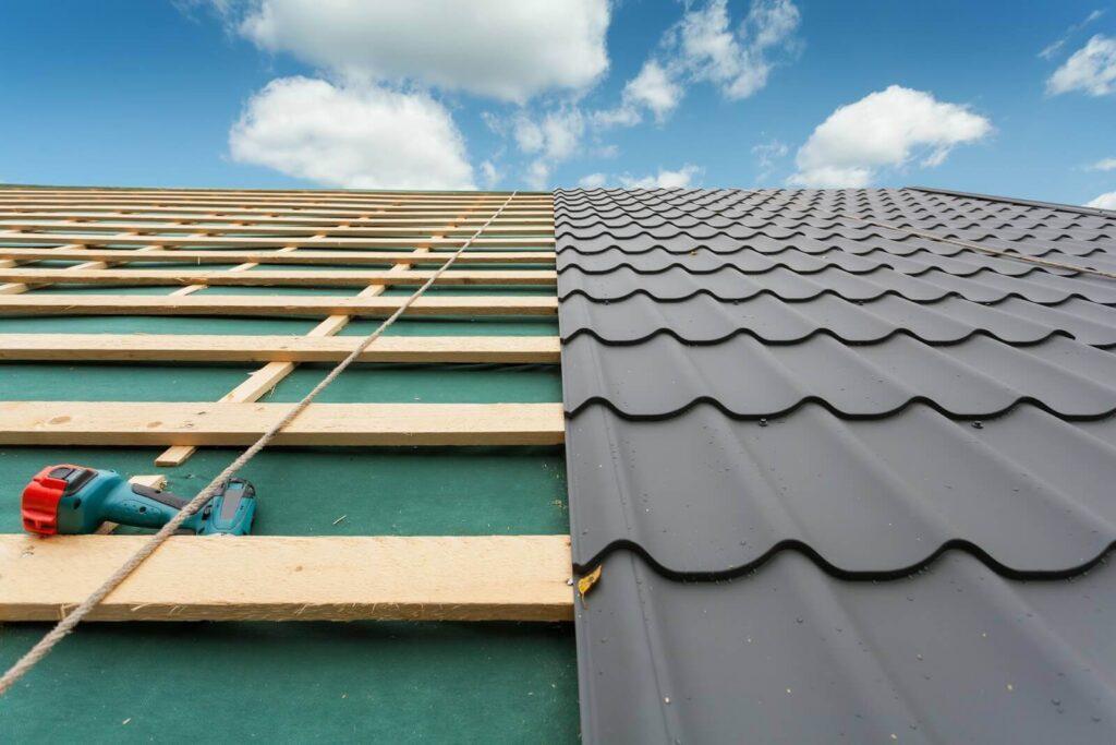 Re-Roofing (Retrofitting) Metal Roofs-Elite Metal Roofing Contractors of Clearwater
